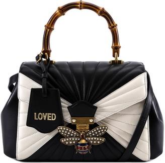 Gucci Queen Margaret Top Handle Tote Bag