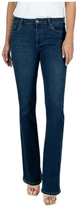 KUT from the Kloth Ellie High-Rise Flare in Notified (Notified) Women's Jeans