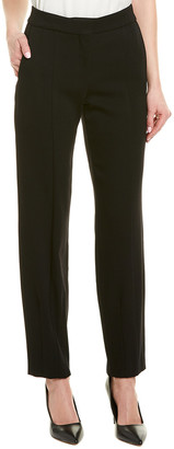 Narciso Rodriguez Seamed Wool Trouser