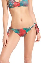 Roxy Women's Cuba Side Tie Bikini Bottoms