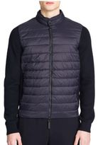 Emporio Armani Blouson Quilted Jacket