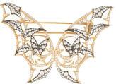 Stephen Webster Fly By Night Batmoth Diamond Brooch