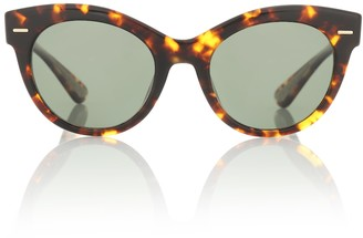 The Row x Oliver Peoples cat-eye sunglasses