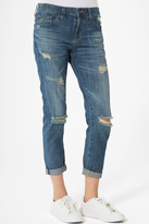 Big Star Billie Crop Boyfriend Jean