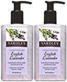 Yardley London English Lavender Hand Soap-8.4 oz. (Quantity of 6)