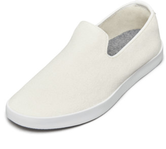 Allbirds Men's Wool Loungers - Natural White (White Sole)