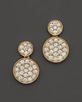 Bloomingdale's Diamond Pavé Drop Earrings in 14K Yellow Gold, .70 ct. t.w.