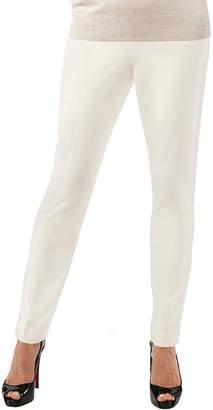 Peace of Cloth Susan Seam-Detail Cigarette Pants