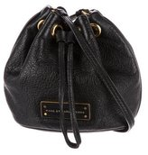Marc by Marc Jacobs Leather Drawstring Crossbody Bag