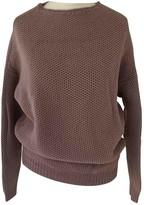 Ports 1961 Pink Wool Knitwear for Women