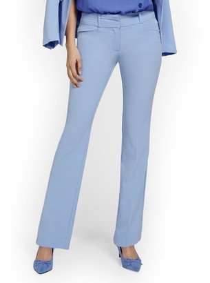 New York & Co. Petite Barely Bootcut Pant - Mid-Rise - Double Stretch