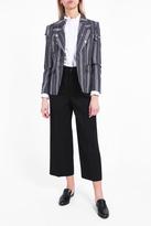 Thom Browne 3D Floral Stripe Jacket