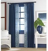 JCPenney American Living Brooklane Rod-Pocket Curtain Panel