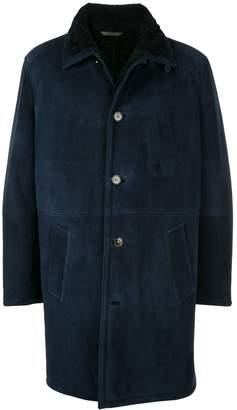 Loro Piana Sweid shearling coat