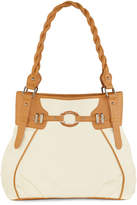 Rosetti Power Play Deedee Two-Tone Hobo Bag