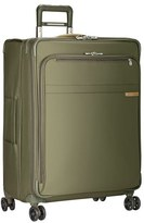 Briggs & Riley 'Baseline' Large Expandable Rolling Packing Case - Green