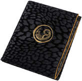 Roberto Cavalli Sigillo Throw - 130x180cm - Black