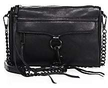 Rebecca Minkoff Women's Mini M.A.C. Leather Crossbody Bag