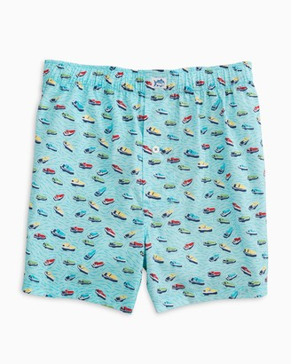 Southern Tide Ready To Dock Boxer