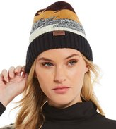 Pendleton Colorblocked Fitted Beanie