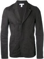 Comme des Garcons stitch detail blazer - men - Cotton - S