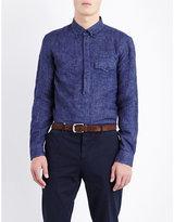 Brunello Cucinelli Regular-fit Linen Shirt