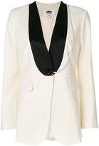 MM6 MAISON MARGIELA contrast suit jacket
