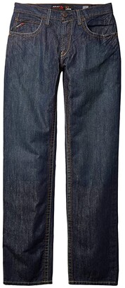 Ariat FR M3 Basic Stackable Straight Leg Jeans in Shale (Shale) Men's Jeans