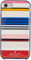 Kate Spade Berber Stripe iPhone 7 Case