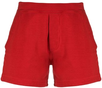 DSQUARED2 Elasticated Running Shorts