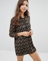 Only Lace Up Tunic Dress