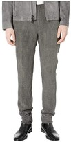 John Varvatos Collection Motor City Fit Jeans with Zip Fly in Metal Grey J293W1 (Metal Grey) Men's Jeans