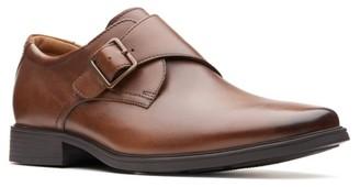 Clarks Tilden Style Monk Strap Slip-On