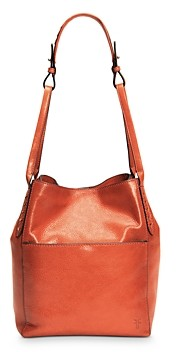 Frye Reed Medium Leather Hobo