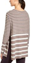 Athleta Stripe Kennewick Sweater