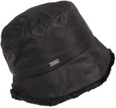Betmar Malachite Quilted Bucket Hat (For Women)
