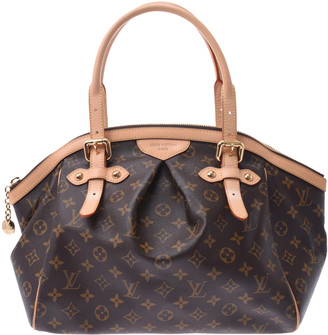 Louis Vuitton Brown Monogram Canvas Tivoli GM Bag