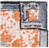 Versace modern Baroque scarf