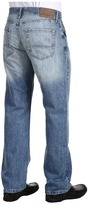 Nautica Relaxed Fit Light Wash Cross Hatch Jean Men's Jeans