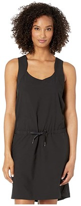 FIG Clothing Jul Dress (Black 1) Women's Dress