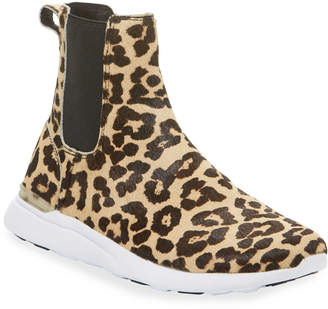 APL Athletic Propulsion Labs Athletic Propulsion Labs Iconic Leopard Chelsea Sneakers
