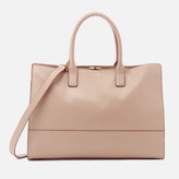 Lulu Guinness Women's Smooth Leather Daphne Tote Bag - Latte