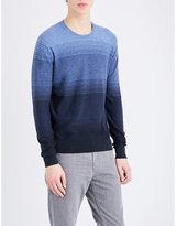 Michael Kors Ombré Knitted Jumper