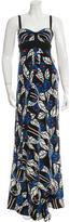 Temperley London Silk Maxi Dress