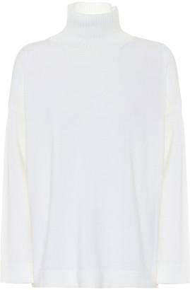 Max Mara Leisure Lancia virgin wool turtleneck sweater