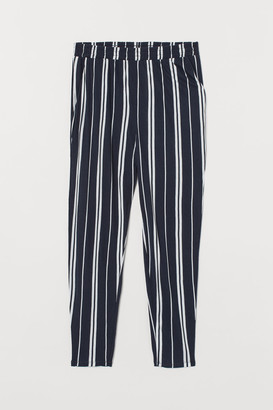 H&M H&M+ Jersey trousers