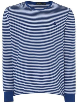 Polo Ralph Lauren Long Sleeve Striped T Shirt