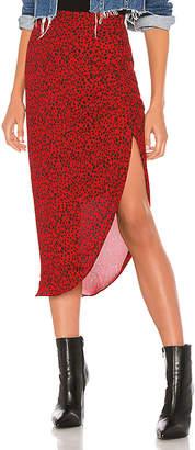 BB Dakota Ruched Awakening Skirt
