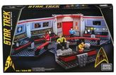 Star Wars Star Trek Enterprise Bridge 594-Piece Mega Blocks Set