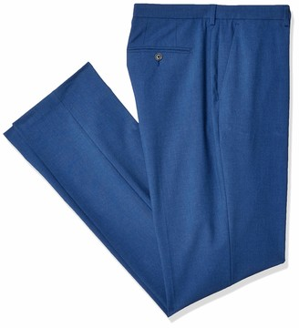 Perry Ellis Men's Big Tall Slim Fit Washable Stretch Pant
